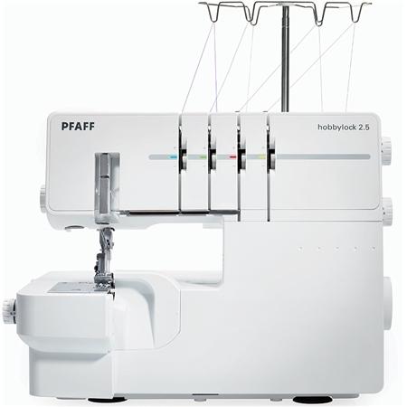 symaskin med overlock