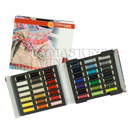 Gutermann trådbox 42st