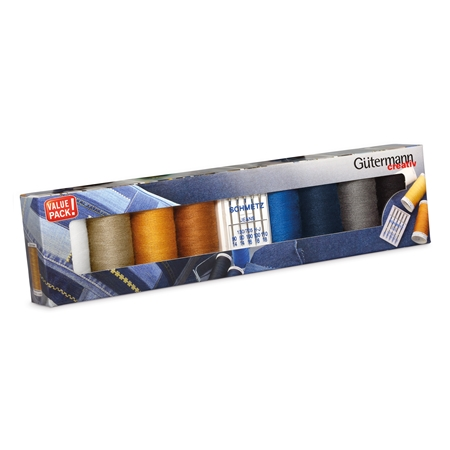 Gutermann Denim kit