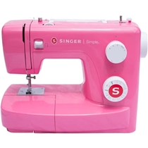Singer Simple Limited Edition Pink Retro